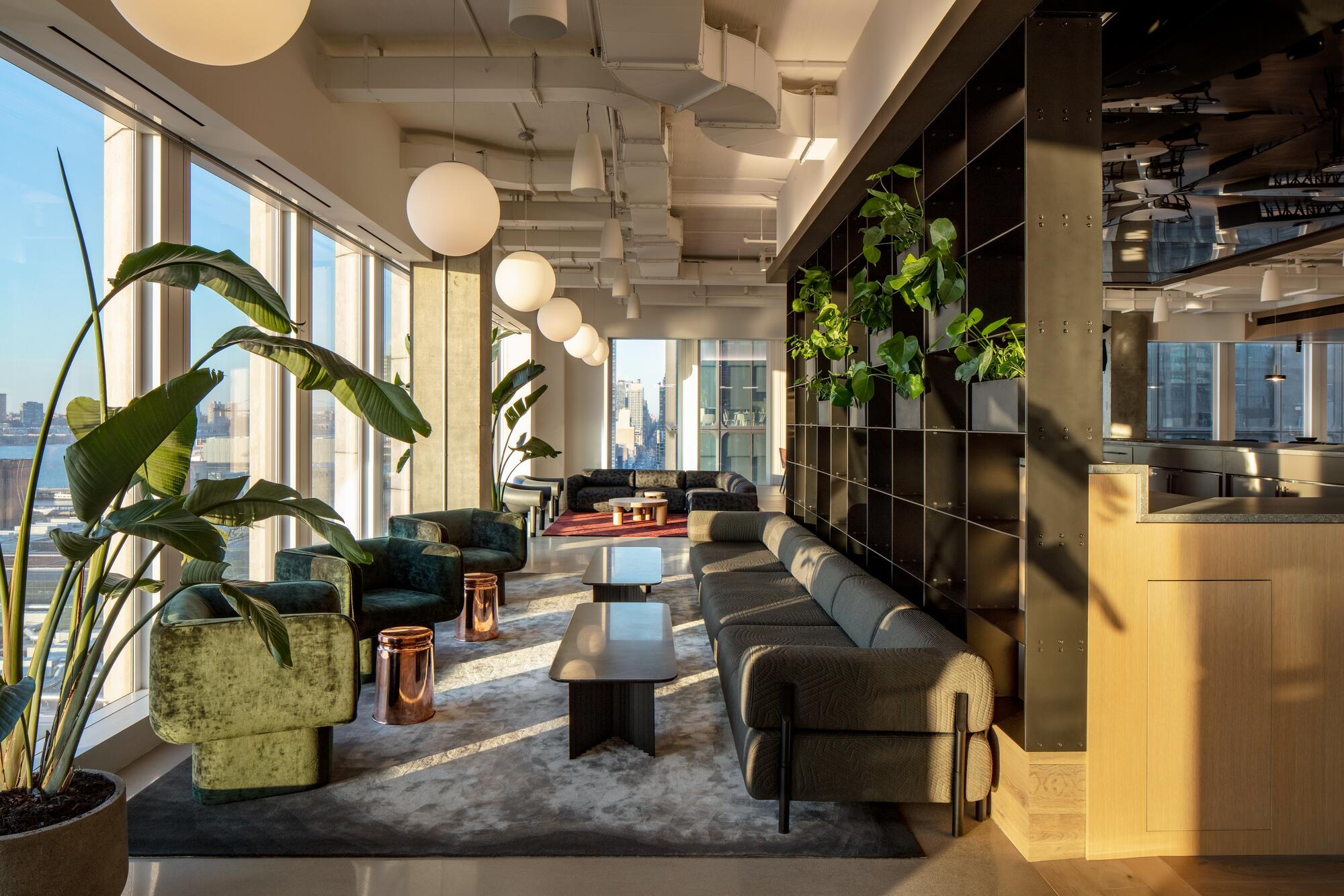Equinox Headquarters at Hudson Yards by Architecture + Information